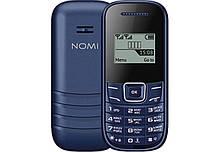 Nomi i144m Dual Sim Blue