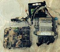 Блок управления двигателем комплект Citroen Berlingo   1996-2008 2.0hdi  5WS40049C-T