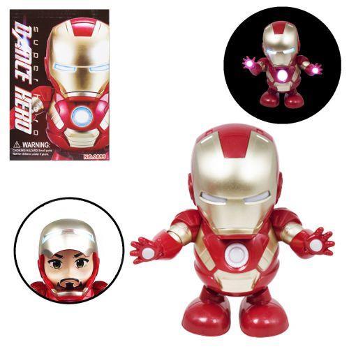 """Игрушка-робот """"Железный человек""""  scs"""