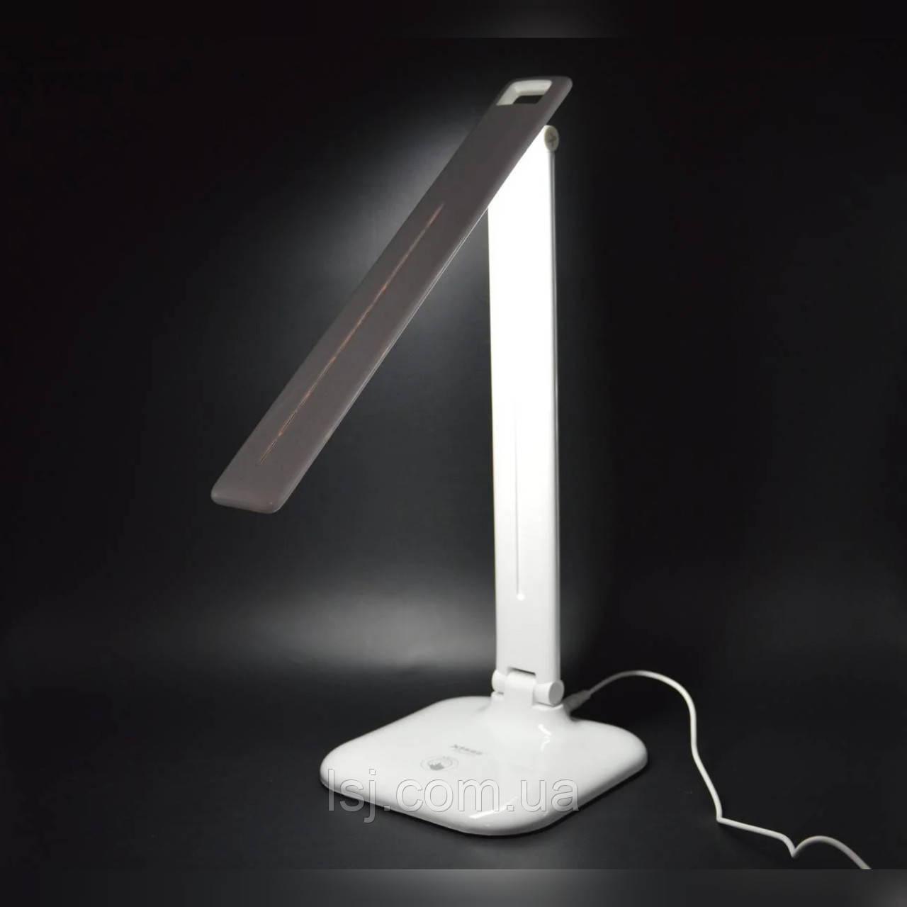 Настольная LED лампа сенсорная Светильник трансформер TaigeXin TGX-7073