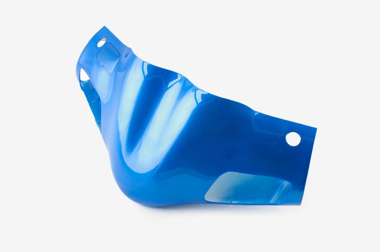 Пластик Вайпер (VIPER) Шторм (STORM) 2007 передний (голова) (синий) KOMATCU