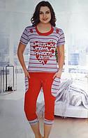 Пижама женская с лосинами, фото 1