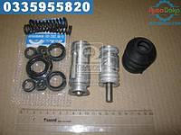 ⭐⭐⭐⭐⭐ Ремкомплект цилиндра тормозного главного 2-секционный 53, 3307 (полный с пыльником, 16 комплектующих.)  53-3500105