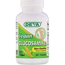 Deva, Glucosamine, Vegan, 90 Tablets, офіційний сайт