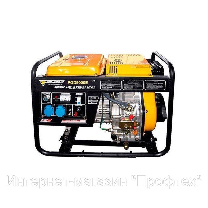 Forte FGD9000E Электрогенератор