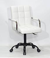 Кресло мастера Augusto Arm B Office, белое