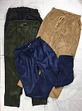 Штаны женские вельвет 42-44 44-46, фото 4