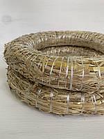 Венок из сена 40 см / 7 см