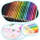Большой художественный набор для рисования в чемоданчике Colorful Italy 258 предметов, фото 3