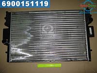 ⭐⭐⭐⭐⭐ Радиатор охлаждения ИВЕКО DAILY (99-) (производство  Nissens) ДЕЙЛИ  3,ДЕЙЛИ  4,ДЕЙЛИ  5, 61981