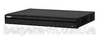 8-канальний мережевий 4К відеореєстратор DAHUA DHI-NVR5208-4KS2