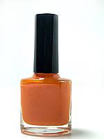 Лак для стемпинга 8 ml (оранжевый)