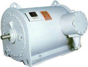 Высоковольтный электродвигатель типа ВАО2-560-500-2 У2 (500 кВт / 3000 об\мин 6000 В)