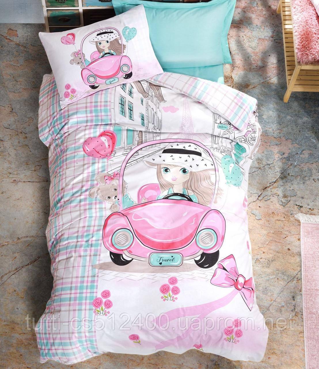Подростковое постельное белье Cotton Box