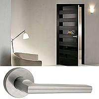 Дверная ручка для входной и межкомнатной двери Tupai, модель DANIELA 2253. Портуалия