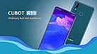 Смартфон Cubot R19 3/32 Gb Green Mediatek MT6761 Helio A22 2800 мАч, фото 3
