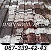 Профнастил под камень ПС-12