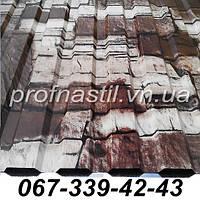 Профнастил под камень ПС-12, фото 1