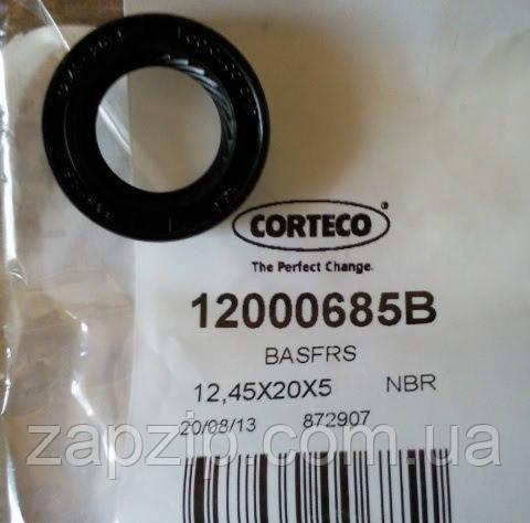 Сальник 12.45x20x5 Corteco 12000685