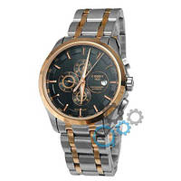 Часы мужские Tissot T-Classic Couturier Automatic Steel Silver-Gold-Gold-Black
