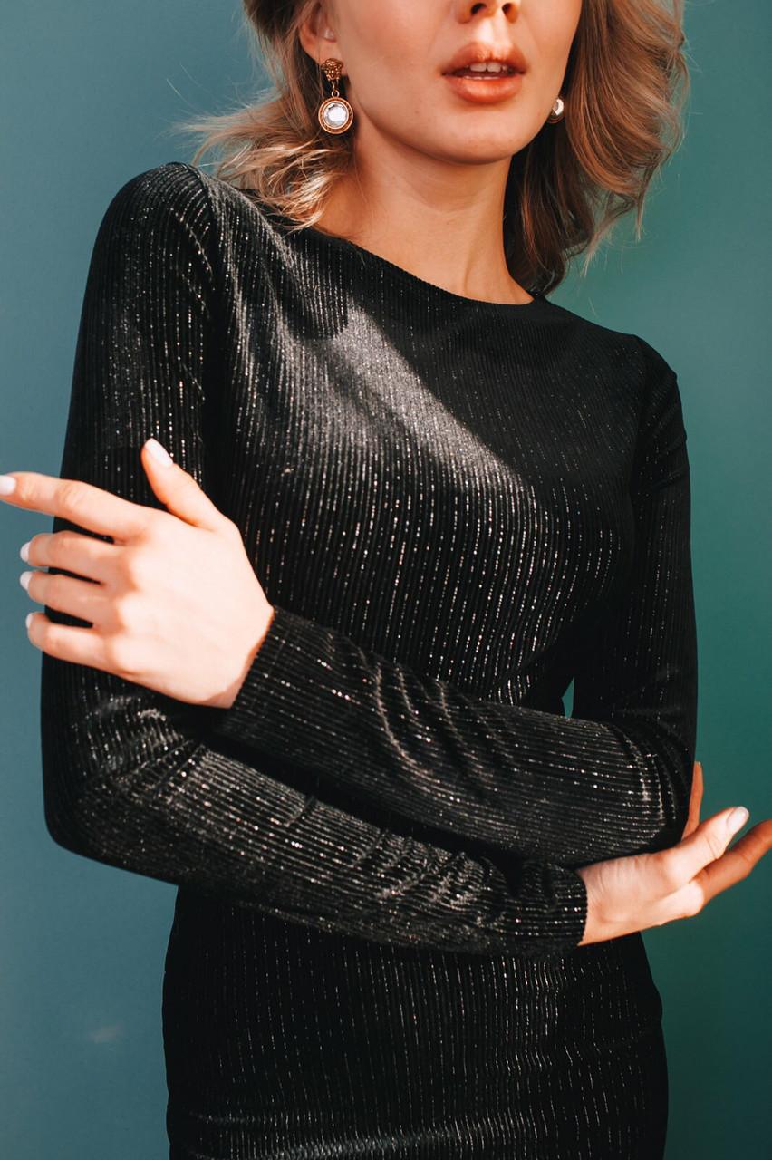 Платье женское вечернее,чёрный, марсала, тёмно - синий