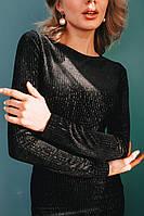 Платье женское вечернее,чёрный, марсала, тёмно - синий, фото 1