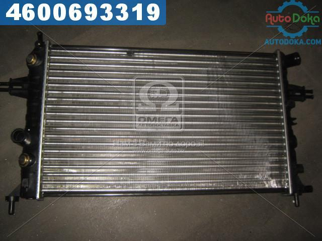 Радиатор охлаждения двигателя АСТРА G/ZAFIRA AT +AC (Van Wezel) ОПЕЛЬ, AСТРA  Г, 37002254