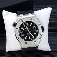 Часы мужские Audemars Piguet Royal Oak OffShore Automatic 0086 Black-Silver