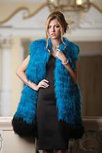 ЛАМА і ЯК шуби та жилети Tibetan lamb fur coats vests gilets