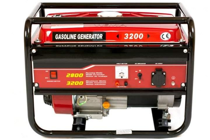 Бензиновый генератор Weima WM3200 (16003) +БЕСПЛАТНАЯ ДОСТАВКА!
