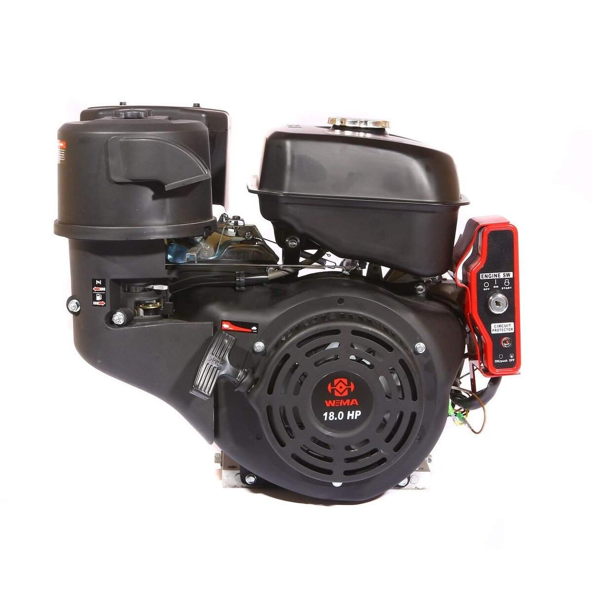 Бензиновый двигатель Weima WM192F-S (20015) +БЕСПЛАТНАЯ ДОСТАВКА!