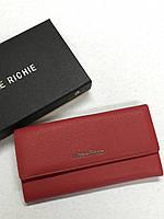 Женский кожаный кошелёк Nicole Riche