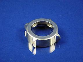 Кольцо зажимное (гайка тубуса) для мясорубки Zelmer NR5 (886.0051), (756244)