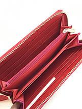 Красивий жіночий шкіряний гаманець, фото 3
