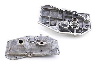 Крышка блока двигателя на Мотоблок 175N/180N (7/9 Hp Лошадиных Сил) (длинная) FK