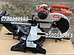 Пила торцовочная (торцовка) LEX LXCM 305 - уклон на две стороны. Ременная передача 3000 Вт, фото 4