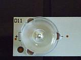 Светодиодные LED-линейки CL-40-D611-V6 (матрица TPT400LA-HF05 REV:SC1F)., фото 6