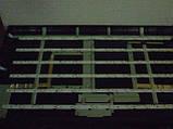 Світлодіодні LED-лінійки CL-40-D611-V6 (матриця TPT400LA-HF05 REV:SC1F)., фото 3