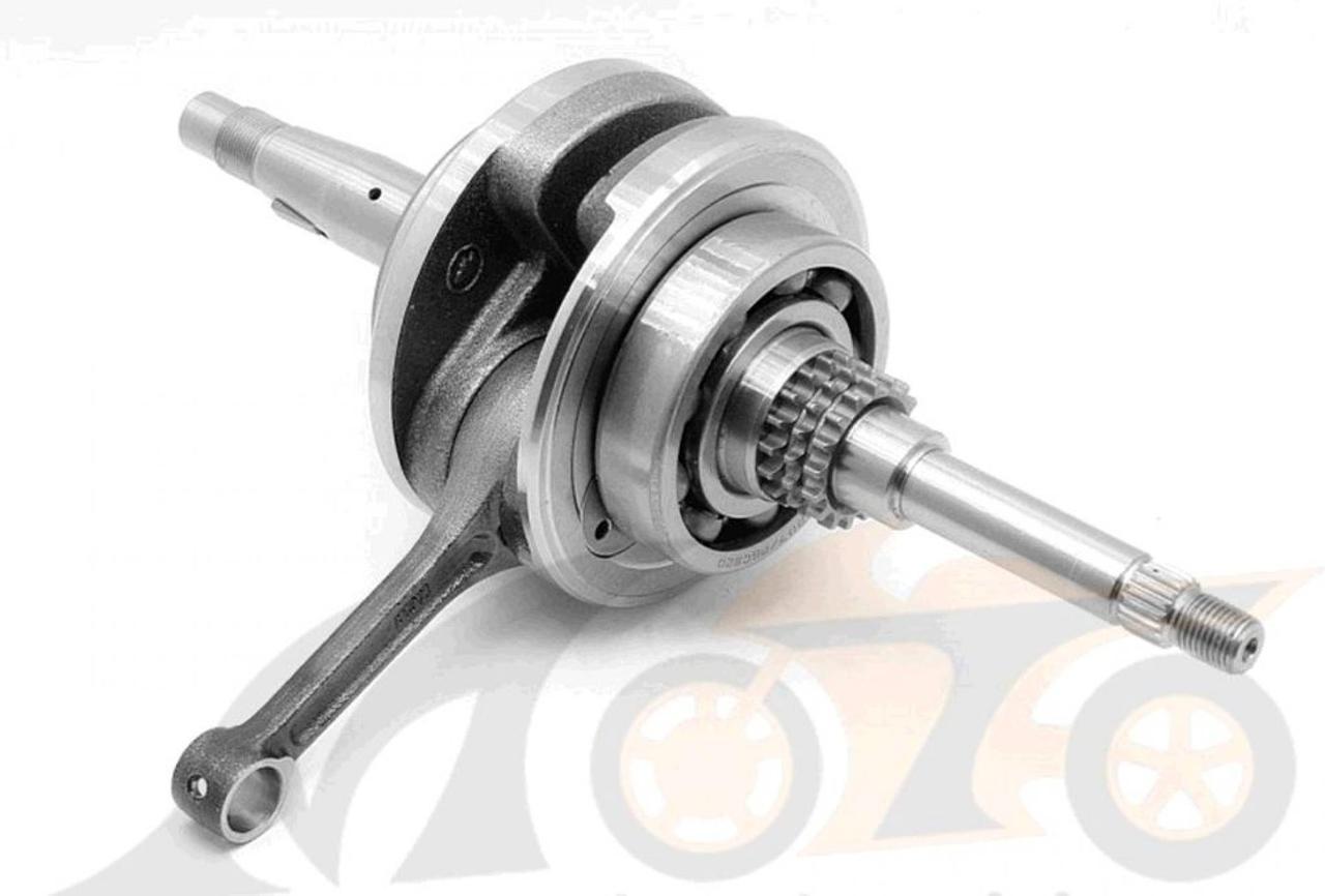Коленвал (Коленчатый вал, колінчастий вал) Хонда (Honda) СШ 125 (СШ 125 (SH 125))/150 (2013+) VV