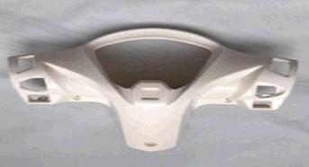Пластик Хонда (Honda) Дио (DIO)  JF31 2013г+ (передний, голова, панель приборов) VV