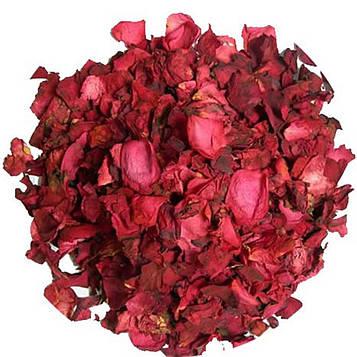 Frontier Natural Products, Цельные бутоны и лепестки красной розы, 16 унций (453 г)