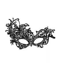 Карнавальная маска. Ажурная маска. Кружевная маска. Гипюроввая маска.