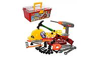 Детский игровой набор инструментов для мальчика