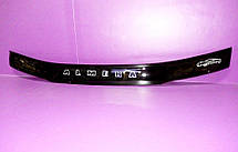 Дефлектор капота  Nissan Almera с 1995-2000,  Мухобойка Nissan Almera