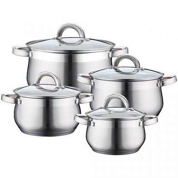 Набор Кухонной посуды Rainstahl RS 1637-08, 8 предметов