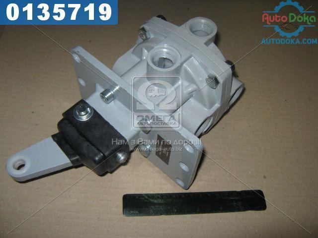 Кран тормозной 2-секционный (производство  г.Полтава)  16.3514008