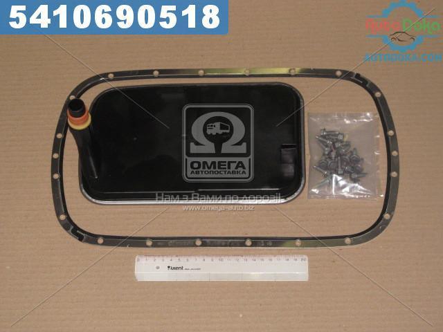 Фильтр масляный АКПП БМВ (E36, E39, E46) 98-07 с прокладкой (производство  FEBI) 5, X3, З3, 27065