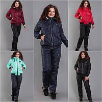 Батальный женский зимний костюм Мод-1082 ХЛ+