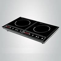 Плита индукционная Royalty Line RL-EIP4000.1 2000+2000 Вт