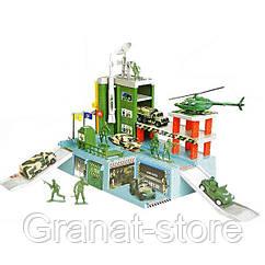 "Паркинг 9886 ""Военная база"""